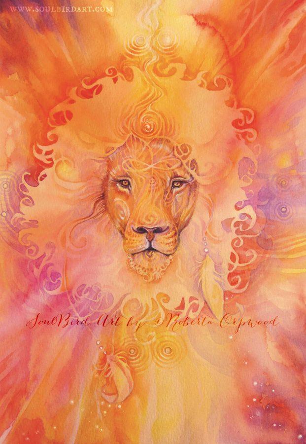 Lion-spirit