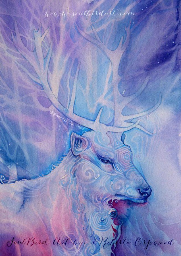 Winter-Stag-Spirit