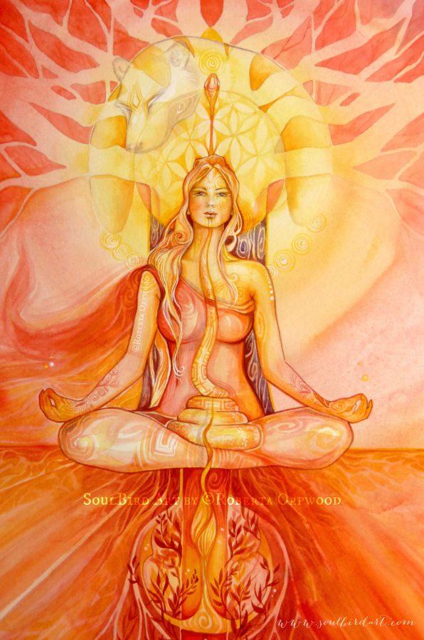 root-chakra-art