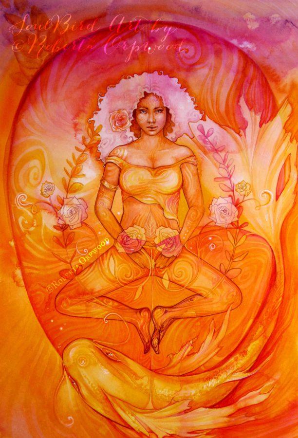 Sacral-Chakra-goddess