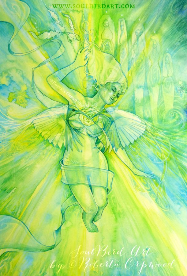 Shamanic-Sacred-Heart-Chakra
