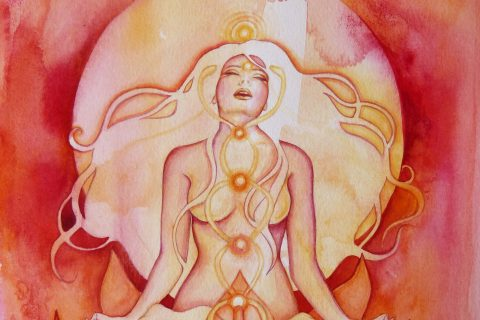 Private commission - Kundalini Awakening