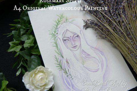 'Rosemary spirit'