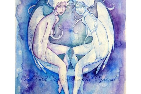 'The Goddess of Gemini - An Air Element'