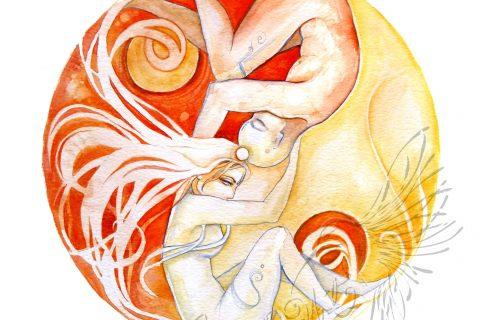 'Yin Yang Lovers'