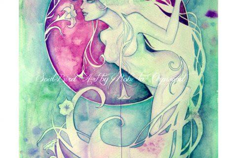 'The Goddess of Virgo - An Earth Element'